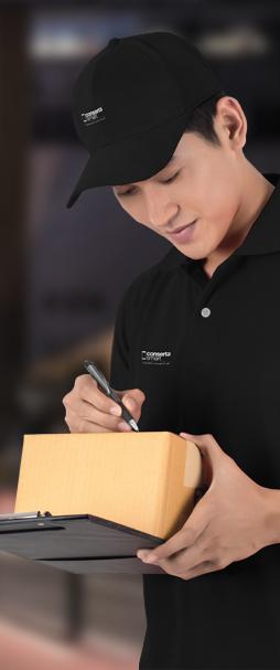 Delivery ConsertaSmart