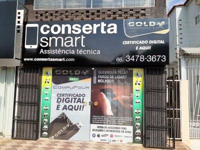 Assistência técnica de Celular em canarana