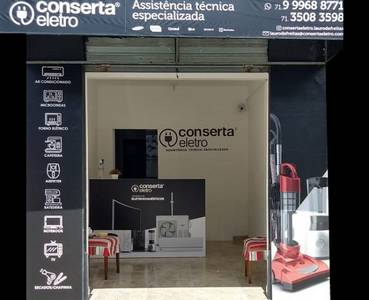 Assistência técnica de Eletrodomésticos em santa-luzia-do-itanhy