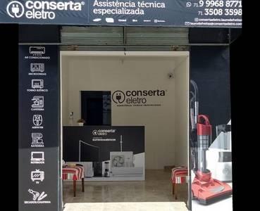Assistência técnica de Eletrodomésticos em santaluz