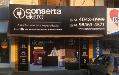 Assistência técnica de Eletrodomésticos em urucuia