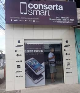 Assistência técnica de Eletrodomésticos em logradouro